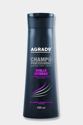 شامپو درخشان کننده مخصوص موهای رنگ شده آگرادو