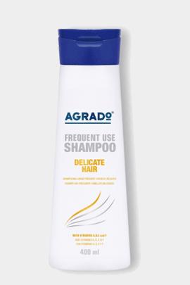 شامپو تقویتی مناسب موهای حساس و شکننده آگرادو