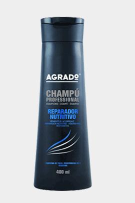 شامپو بازسازی کننده و مغذی مو آگرادو