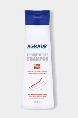 شامپو تقویتی موهای نازک آگرادو